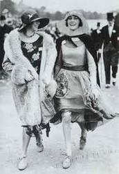 """1920's"" Woman"