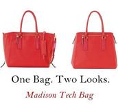 BG4 Madison Tech Bag