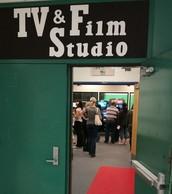 New Studio Entrance