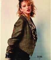 Make-up Icon Madonna