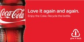 Promoting Coke and Recycling