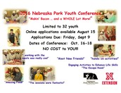 2016 Nebraska Pork Youth Conference