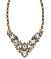 Zora Crystal Necklace 50% off - NOW $84