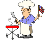 BBQ on 6/18 - Please send in $3