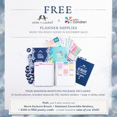 December Merchandiser Incentives