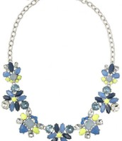 Elodie necklace- silver