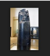 Hammurabi's Code: the first organized list of laws