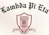 About Lambda Pi Eta