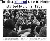 1967, Iditarod Trail Seppala Memorial Race