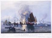 First Opium wars