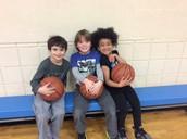 Sam, Jack & E'Majynn