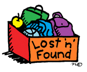 Lost & Found Reminder