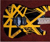 Eddie Van Halen's guitar