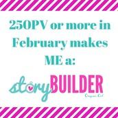February Challenge!