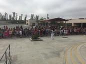 1st PEP Assembly