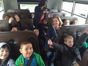 Discovery Museum Field Trip/Kindergarten