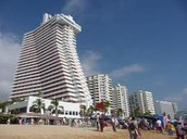 A hotel from Acapulco.