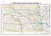 How did it impact North Dakota?