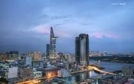 Ho Chi Mihn City Skyline