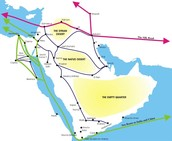 Incense Trade Route