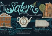 I would be happy if I went to Salem, MA this fall