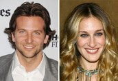 Bradley Cooper and Sarah Parker