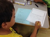 End of the Year Writing Assessments (Kinder-4th)