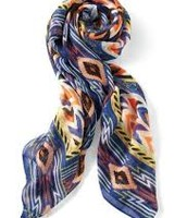 Union Square Scarf - Cobalt