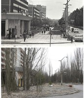 Chernobyl Before & After