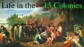 Britain's 13 Colonies