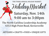 Wanted: Vendors for The Holiday Market