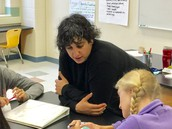 Ms. Zawayta- 6th-8th Grade Co-Teacher
