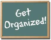 Organization Corner