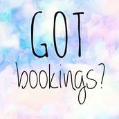 FREE Booking Training!