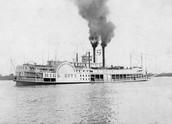 Steamboats & Roads