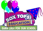 Thank you to all of those who donated Box Tops!!