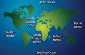 Major Oceans