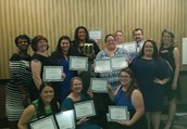 PBL State Conference - Gaston Brings Home Awards