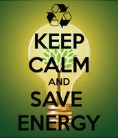 Why do we save energy