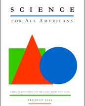 """""""Science for All Americans: A Project 2061 Report on Literacy Goals in Science, Mathematics, and Technology"""""""
