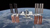 the AISS or the amazing international space station