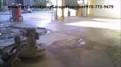 Fort Collins Epoxy Garage Floor in Ptarmigan Country Club Colorado 970-773-9679