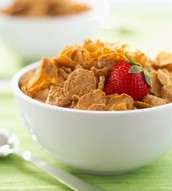 Corn flakes (strawberry)