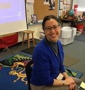 Teacher Spotlight: Polly Kreisberg