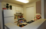 Great Open Kitchen!