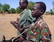 Mali Forces recruiting children