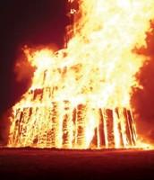Aggie Bonfire