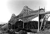 A bridge that was built because of the PWA