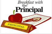 Breakfast with the Principal a Success!