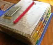 binder organization